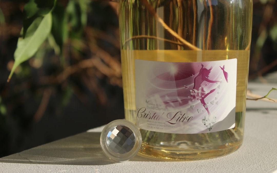 Coup de Cœur Vinolok : Muscat «Cristal Libre»